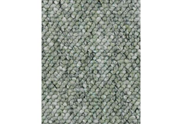 ilima Teppichboden Schlinge FLORENTINA/BUDDY hellgrün 200 cm breit