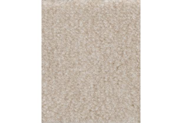 ilima Teppichboden Velours FLIRT/CABARET meliert hellbeige 400 cm breit