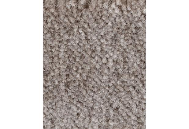 ilima Teppichboden Velours Dinora beige/natur meliert dunkel 400 cm