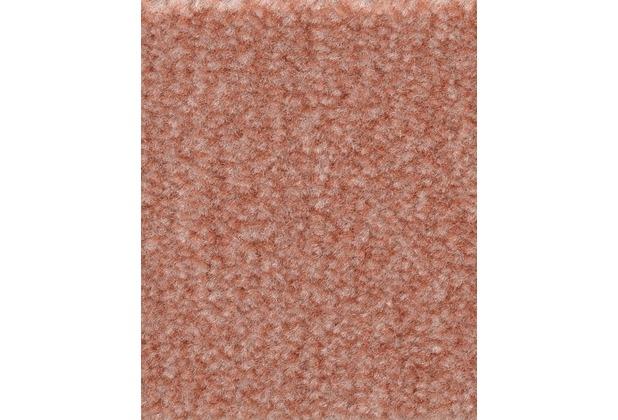 ilima Teppichboden Velours Jupiter meliert rosa 400 cm