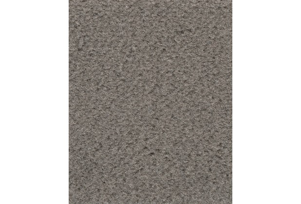 ilima Teppichboden Velours Antares uni grau/beige 400 cm