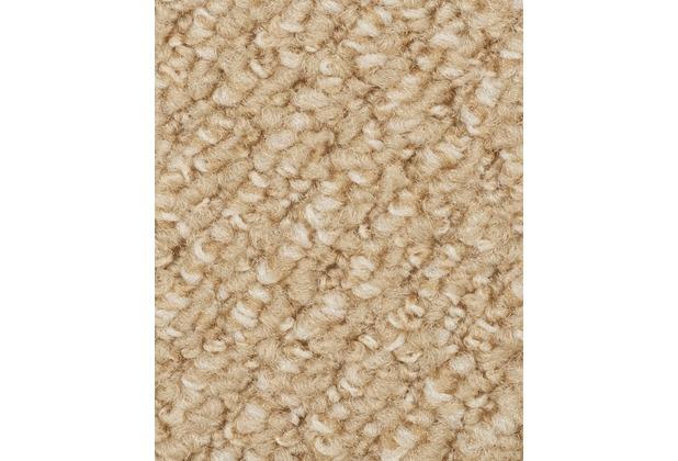 ilima Teppichboden Schlinge PARAVENTO meliert creme/beige 400 cm breit