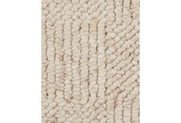 ilima Teppichboden Schlinge meliert beige/creme 400 cm breit