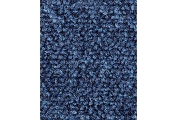 ilima Teppichboden Schlinge ROPERO TR meliert blau 400 cm breit