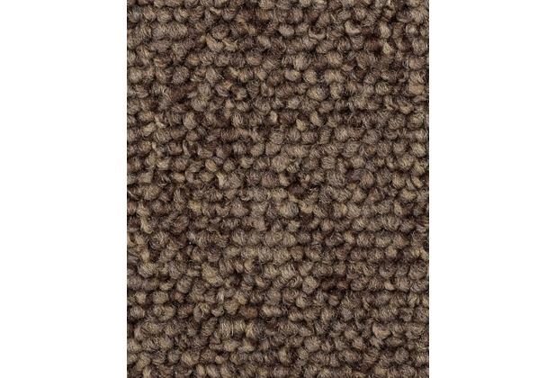 ilima Teppichboden Schlinge ROPERO TR meliert braun 400 cm breit