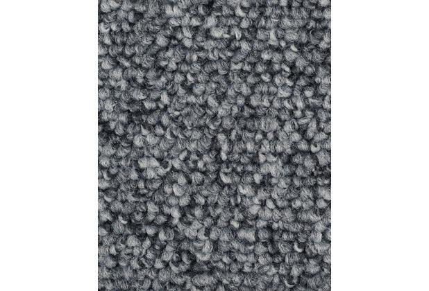 ilima Teppichboden Schlinge Baltic meliert grau 400 cm
