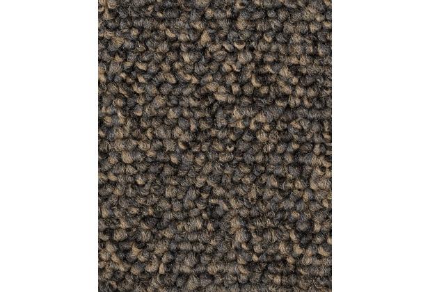ilima Teppichboden Schlinge Baltic meliert braun/karamel 400 cm