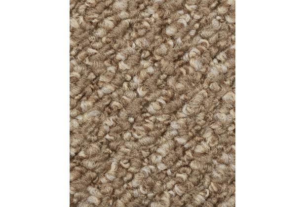 ilima Teppichboden Schlinge PARAVENTO meliert dunkelbeige 400 cm breit