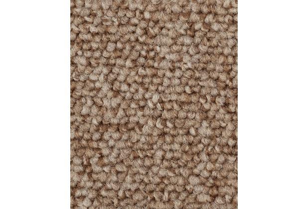 ilima ROPERO TR Teppichboden, Schlinge meliert, dunkelbeige 400 cm breit