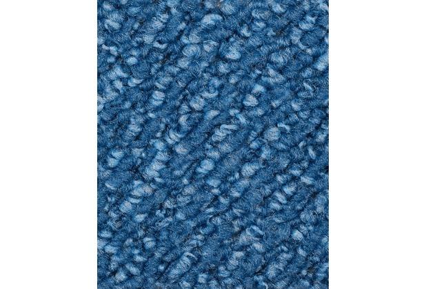 ilima Teppichboden Schlinge Lord meliert hellblau 400 cm