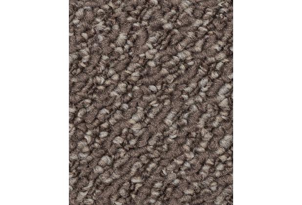 ilima Teppichboden Schlinge PARAVENTO meliert hellbraun 400 cm breit
