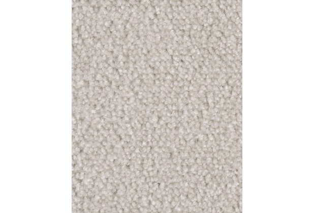 ilima Teppichboden Velours AMBER meliert beige 400 cm breit