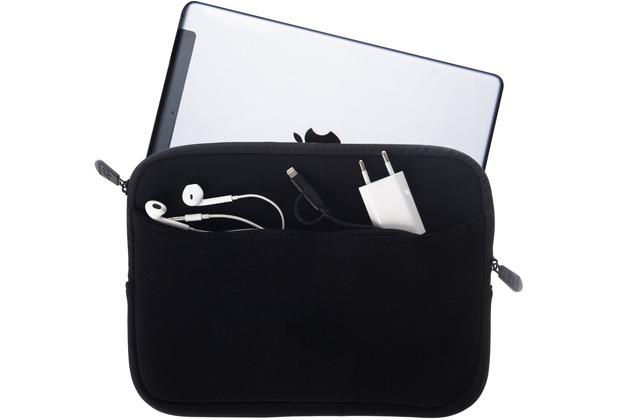 honju DarkRoom Neopren Tasche/Sleeve 10 Tablets & Notebooks schwarz