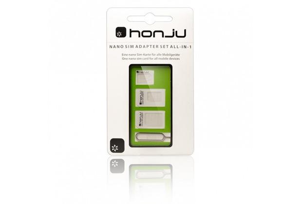 Honju SIM-Adapter Set All-in-1