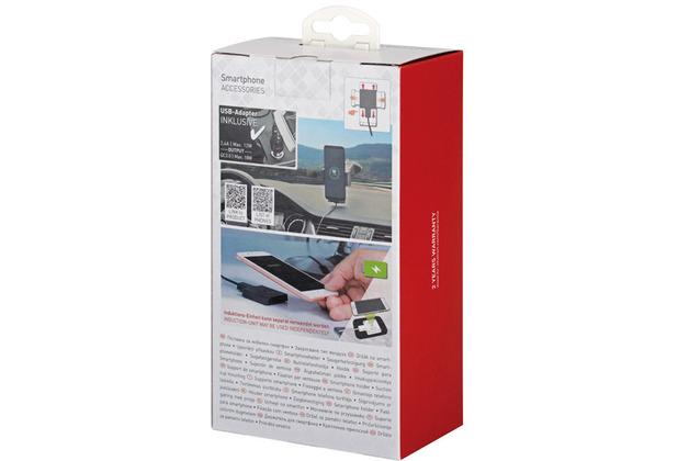 hr-imotion  Smartphonehalter Wireless Charging mit Saugnapf - 10W - 23511301