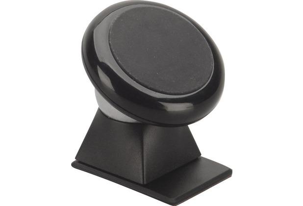 HR Auto-Comfort Smartphonehalter \'\'Magnet-Ball\'\' (selbstklebend)