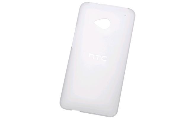 HTC HTC Hardshell Case HC C843 für One M7, transparent
