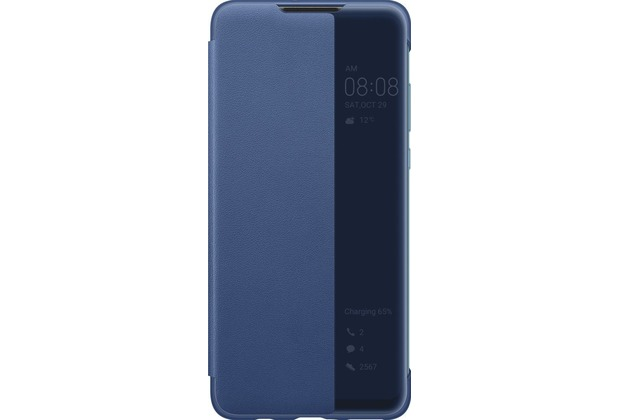 Huawei Flip View Cover P30 Lite, blue