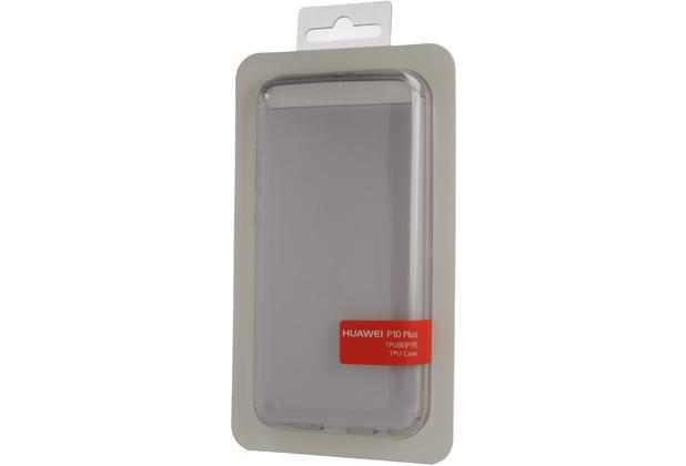 Huawei P10 Plus TPU Case, Transparent Grau