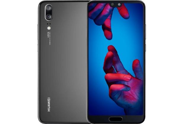 Huawei P20 Dual-Sim, black