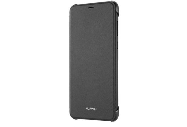 Huawei P Smart Flip Cover, Black