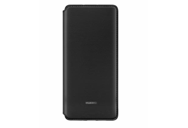 Huawei Wallet Hardcover, Huawei P30 Pro, Schwarz