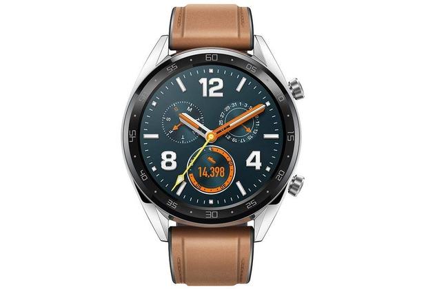 Huawei Watch GT, braun