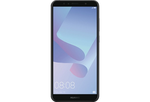Huawei Y6 (2018), Dual-SIM, black