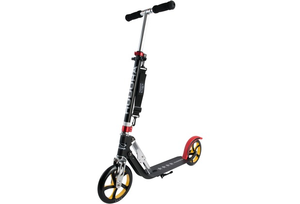 HUDORA Big Wheel RX-Pro 205, schwarz/rot/gold
