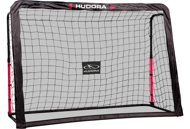 HUDORA Fußballtor Rebound 2 in 1