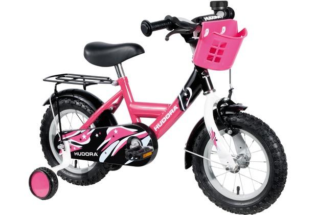 "HUDORA Kinderfahrrad, 12\"", pink"