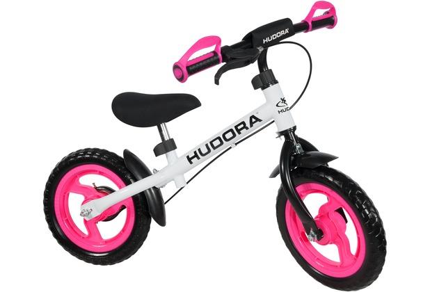 "HUDORA Laufrad Ratzfratz, 12\"", pink"