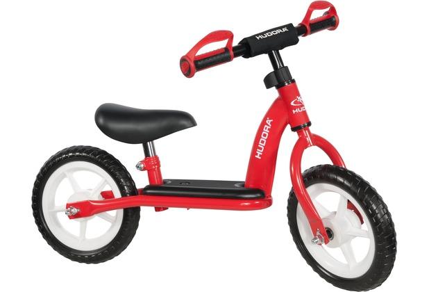 "HUDORA Laufrad Toddler, 10\"", rot"