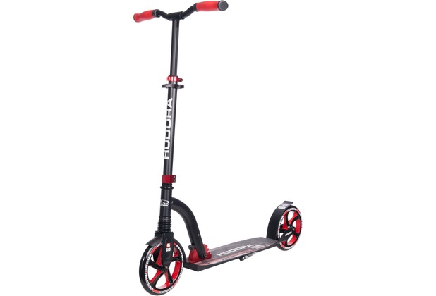 HUDORA Scooter Big Wheel Super Flex 200, rot