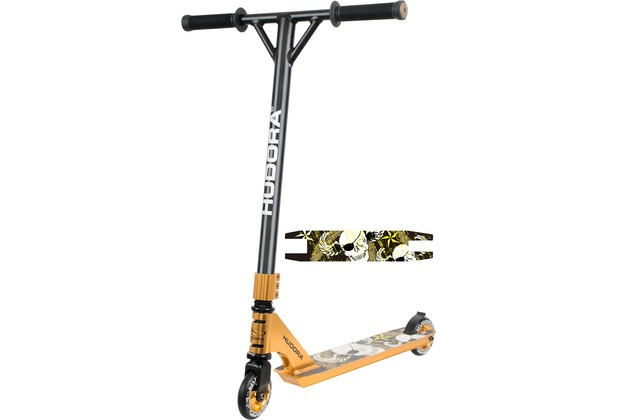 HUDORA Stunt Scooter XR-25, gold