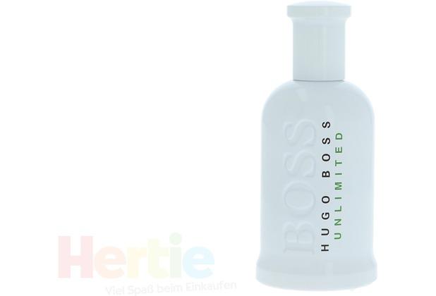 Hugo Boss Bottled Unlimited Edt Spray  200 ml