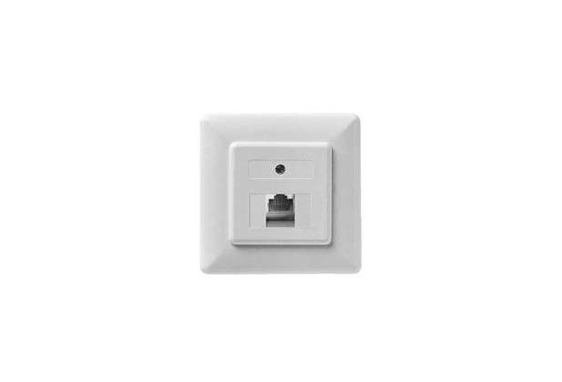 ZE Kom ISDN-Anschlussdose (einfach), Unterputz
