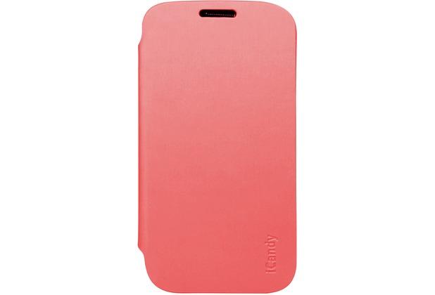 iCandy FlipCase für Samsung Galaxy S4, pink