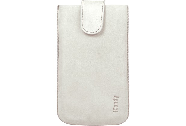iCandy Fun Leather Bag XXL, white