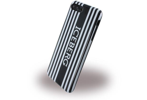 Iceberg Iceberg - SilikonCover - Apple iPhone 7 Plus / iPhone 8 Plus - Stripe