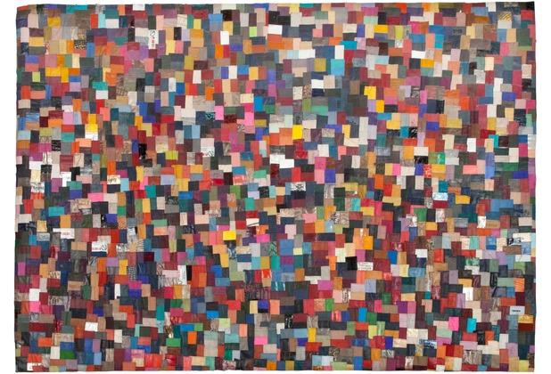 Kelii Patch Pattern multi 200x140cm