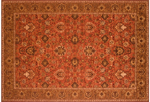 Kelii Vintage-Teppich Ziegler rost 200 cm x 290 cm