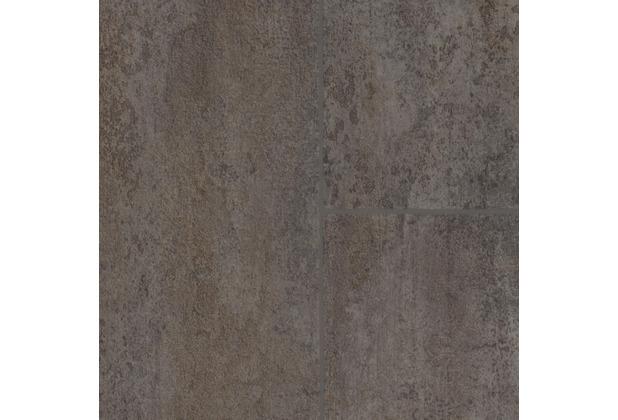 ilima Vinylboden PVC Lugano Fliesenoptik grau 200 cm