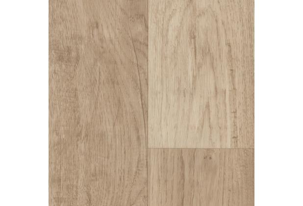 ilima Vinylboden PVC Jena Holzoptik Landhausdiele Eiche creme weiß 200 cm