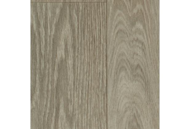 ilima Vinylboden PVC Holzoptik Diele Eiche creme weiß hell 400 cm breit