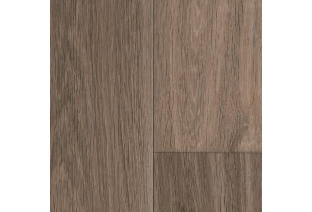 ilima Vinylboden PVC Holzoptik MADISON Diele Eiche braun grau 200 cm breit