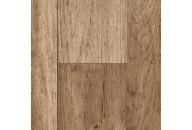 ilima Vinylboden PVC Holzoptik Diele Eiche hell - 7056840001 200 cm breit