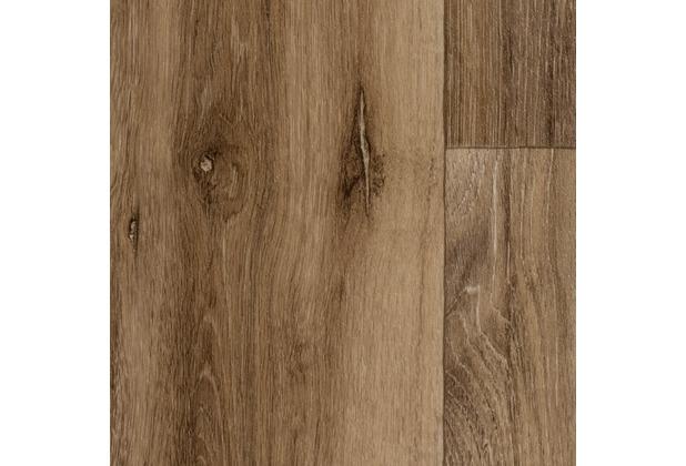 ilima Vinylboden PVC Holzoptik Diele Eiche natur rustikal 200 cm