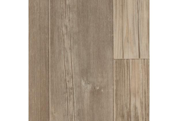 ilima Vinylboden PVC Föhr Holzoptik Diele Pinie creme weiß 200 cm