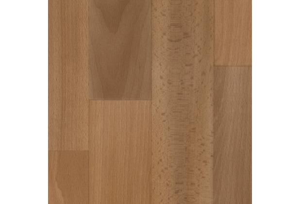 ilima Vinylboden PVC Texline VINTAGE Holzoptik Schiffsboden Buche dunkel 200 cm